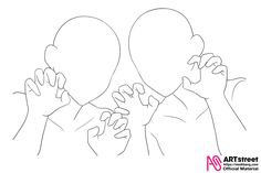 how to draw fists Person Drawing, Drawing Base, Manga Drawing, Anime Drawings Sketches, Cute Drawings, Anime Poses Reference, Couple Poses Reference, Manga Poses, Drawing Templates