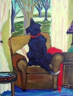 Dogs View by Karen Fields