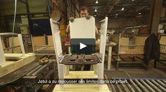 Poêle à bois JOTUL F305 en fonte. Les secrets de la fabrication d'un poêle à ...