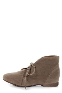 Desert booties <3 Adorable with a little white dress Get 7% Cash Back http://www.studentrate.com/itp/get-itp-student-deals/lulu-s-Student-Discount--/0