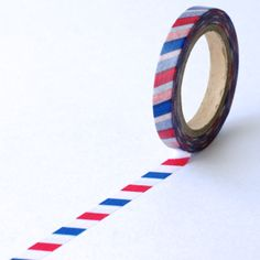 Airmail Washi Tape from omiyage.ca