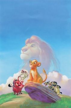 Lion King Movie Poster Puzzle Fun-Size 120 pcs