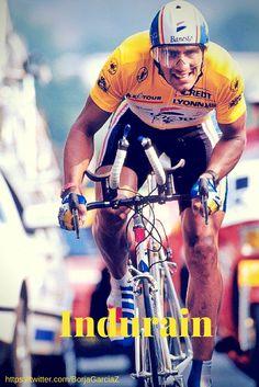 Miguel #Indurain. #ciclismo #ciclyng #sport #deporte #legends