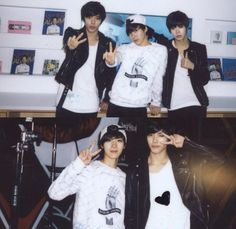 Hansol, Ten and Yuta #SMROOKIES