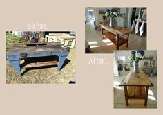 Upcycled... Restored... Converted...