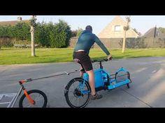 VID 20210531 195022 Bike Trailer, Third Wheel, Cargo Bike, Donkey, Trailers, Facebook, Donkeys, Hang Tags