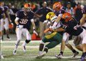 Photos from Utica College vs. Brockport Football - Professionally Photographed by Perfect Game Imaging © 2014