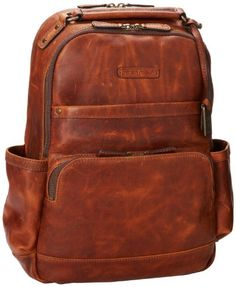 FRYE Logan Backpack Backpack Cognac Antique Pull Up One Size ** Want additional info? Click on the image.