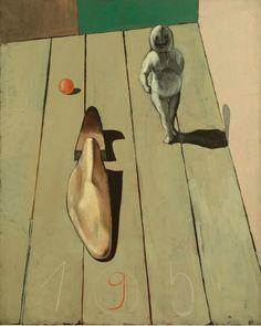 Untitled by Victor Brauner Victor Brauner, Rivers In The Desert, Art Database, Red River, Pop Surrealism, Modern Artists, Outsider Art, Fantastic Art, Cubism