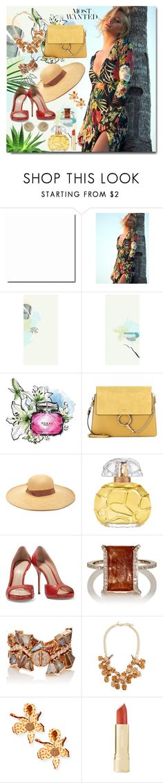 """Accessory World - The EveryGril"" by jacque-reid ❤ liked on Polyvore featuring Free People, Gucci, Chloé, Sensi Studio, Houbigant, Alöe, Monique Péan, Nak Armstrong, Gianvito Rossi and Lele Sadoughi"