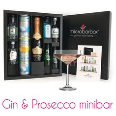 Our Gin Fizz & Prosecco box is sure to deliver that Friday Feeling. Containing four delicious cocktails, featuring Sipsmith, Edinburgh Gin and Chase GB Gin. Gin And Prosecco, Gin Fizz, Cocktail Drinks, Alcoholic Drinks, Cocktails, Beverages, Birthday Box, Birthday Cakes, Gift Packaging