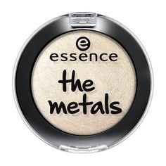 Essence the metals ombretto occhi 07 vanilla brilliance