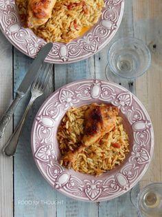 Food for thought: Κοτόπουλο γιουβέτσι (στη γάστρα)