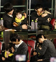 final episode of hello baby MBLAQ *FINALLY Leo chosed Joon appa <3