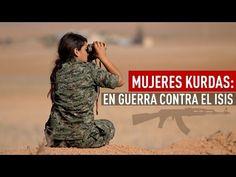 El batallón femenino de los kurdos: la pesadilla del Estado Islámico- Videos de RT
