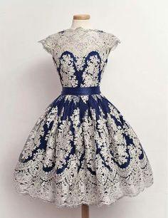50's dress ♥