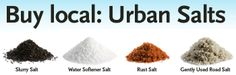 Whole Foods to start selling Urban Salts today - Also 5-Second Rule Extended to 7-Seconds today only ;-)