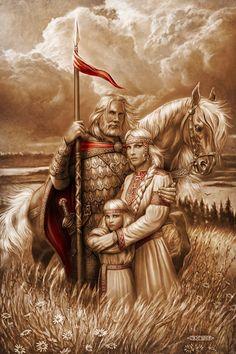 """""""РУСЬ ИСКОННАЯ"""""""