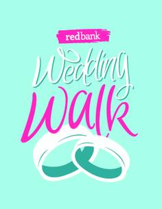Join us on March 20th for the #redbankweddingwalk!