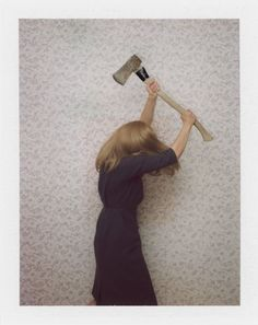Photographer Anja Niemi presents 140 peel-apart Polaroids in her latest exhibition. Look At You, Just For You, Dark Romance, Southern Gothic, Gone Girl, Come Undone, Ludwig, Dark Places, The Shining