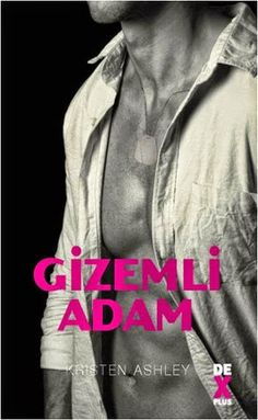 Kitap AşkıM  : Gizemli Adam -Kristen Ashley