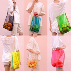 Exceptional Luggage in clear PVC Look Fashion, Fashion Bags, Diy Bags Purses, Transparent Bag, 2 Logo, Diy Tote Bag, Diy Handbag, Clear Bags, Craft Bags