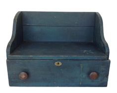 Late 19th Century Country Store Counter Storage Drawer, circa 1880
