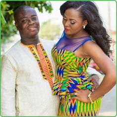 African Wear, African Attire, African Fashion Dresses, African Dress, African Clothes, African Style, African Wedding Hairstyles, African Traditional Wedding Dress, Erica