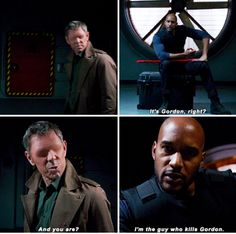 ''I'm the guy who kills Gordon.'' Oh, Mack :) / 2.22 : S.O.S.