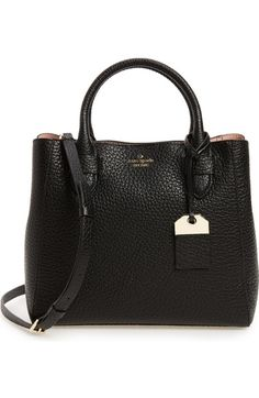 kate spade new york carter street - devlin leather satchel available at #Nordstrom