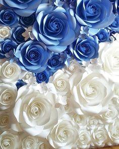 Mira este artículo en mi tienda de Etsy: https://www.etsy.com/es/listing/538531643/paper-flower-wall-paper-flower-backdrop