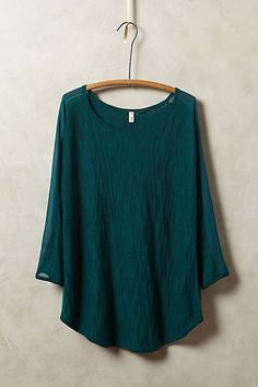 Sabine Pullover - gorgeous color #anthrofave
