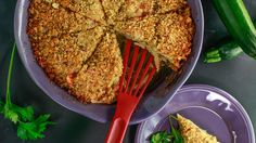 My mom made this dish \(sometimes just with vegetables, hold breadcrumbs\) as a favorite side dish when I was little. Over the years she caught on that I loved it more than anything she made to go with it. After years of ignoring the chicken or pork...