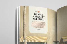 Artworks Journal #02 - Editorial Design & Art Direction by The Design Surgery , via Behance