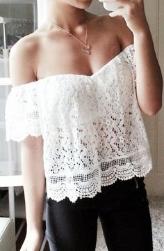 Off Shoulder Top