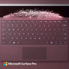 Upgraded, versatile, and exceptionally powerful, with iconic Surface design. Meet the new Microsoft Surface Pro