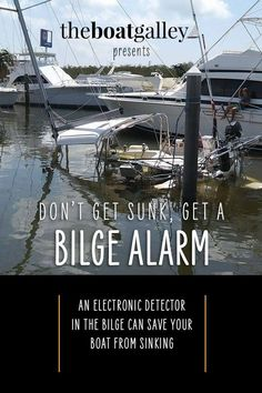 If your boat starts taking on water will you know in time? Here's what we did to keep our boat safe. Boat Projects, Boats, Cruise, Water, Outdoor, Gripe Water, Outdoors, Ships, Cruises