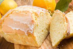 Una receta de panqué riquísima, con el sabor inigualable del limón.