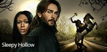 Addicted to this show! Sleepy Hollow