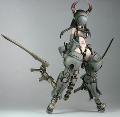 武装神姫 通りすがりのキャデラック