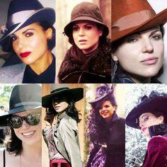 """54 Likes, 1 Comments - LanaParrillaLT (@lanaparilladz) on Instagram: """"Chapeau classique  #hat , moderne ,pour une femme fatale ou sorcière  ou femme - enfant…"""""""