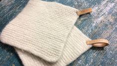 Pesukoneessa huovuttaminen on sekä jännittävää että helppoa. Textiles, Fingerless Gloves, Arm Warmers, Ravelry, Knitting, Crochet, Fabric, How To Make, Pattern