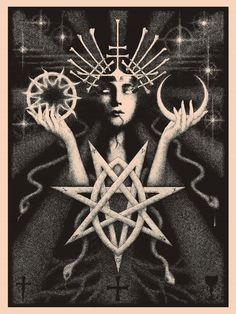 mysterious goddess Hecate