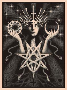 Mother Of Dark Light