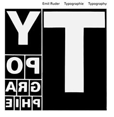 Typographie: A Manual of Design by Emil Ruder