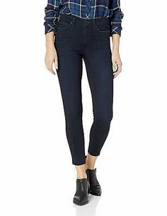 Ralph Lauren Polo Tompkins Skinny Ankle High Rise Black Jeans NWOT