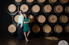 "Say ""Congrats"" to Edita and Matt!We had a wonderful time getting to know this fun La Vida Couple during their engagement session up at Wiens Family Cellars in Temecula wine country last week, and we are so happy to be shooting their wedding in September at the glorious Westgate Hotel in downtown…"