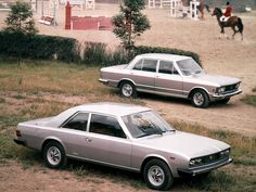 70's Fiat 130 Coupe/Saloon