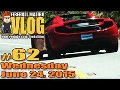 FIREBALL MALIBU VLOG 62! Malibu Mermaid Rescue… | Fireball Malibu Vlog
