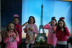 Ashleigh's Parisian 10th Birthday   CatchMyParty.com